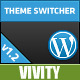 Vivity Theme Switcher - CodeCanyon Item for Sale
