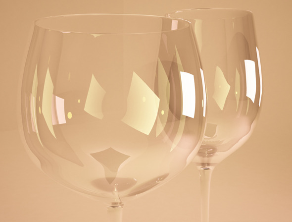 3DOcean Wine Glass 1256696