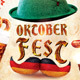 Oktoberfest 2015 Flyer Template