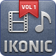 Ikonic 1 - Vector Icons