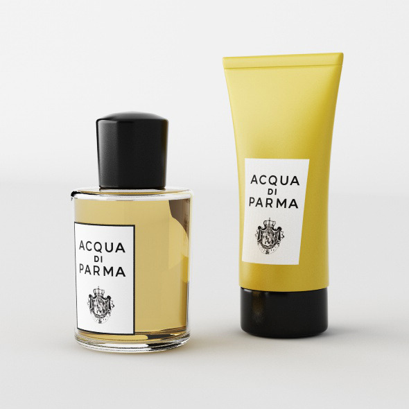 3DOcean ACQUA DI PARMA PERFUME AND CREAM 12796910