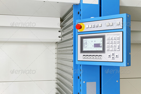 Storage computer - Stock Photo - Images