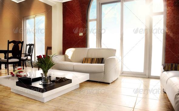 PhotoDune Luxury apartment 1282162