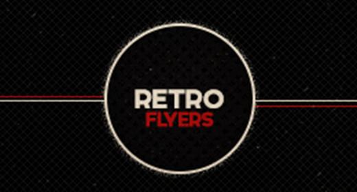 Retro Flyers