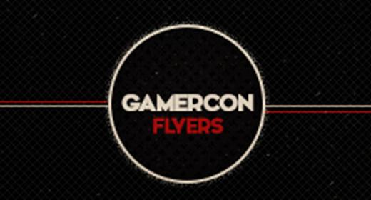 Gamercon Flyers