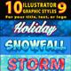 10 Illustrator Graphic Styles Vol.9