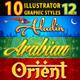 10 Illustrator Graphic Styles Vol.12