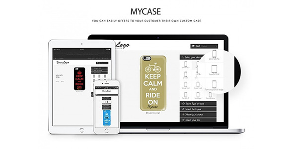 Mycase - Phone Case Customization For Prestashop
