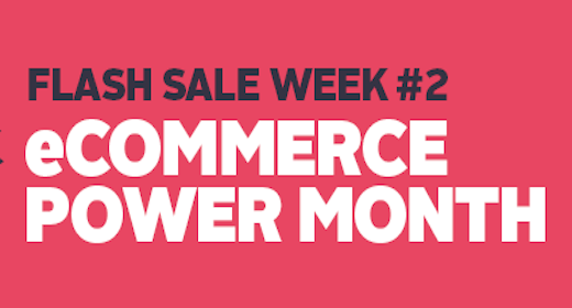 eCommerce Month Week #2