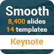 Smooth Keynote Presentation Template
