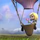 Emma's Adventure - Pixar Style