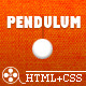 Pendulum - Premium Template 15 in 1