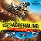 Extreme Sports Flyer / Magazine Ad