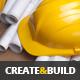 Create & Building HTML template