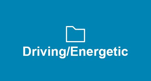 Driving, Energetic