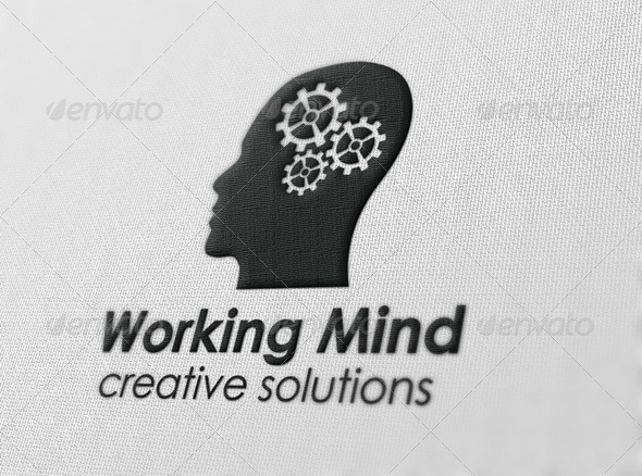 Working Mind - Humans Logo Templates