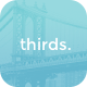 thirds. - 3 Column Tumblr Theme - ThemeForest Item for Sale