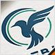 Free Fly Bird Logo