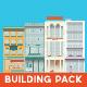 7 Buildings Set