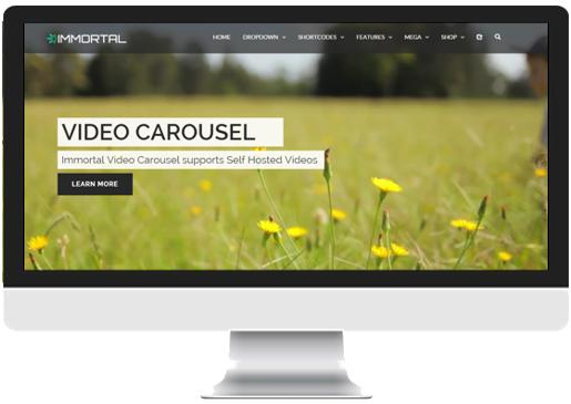 video header