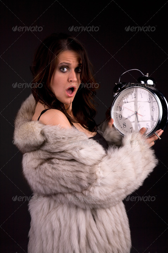 Late - Stock Photo - Images