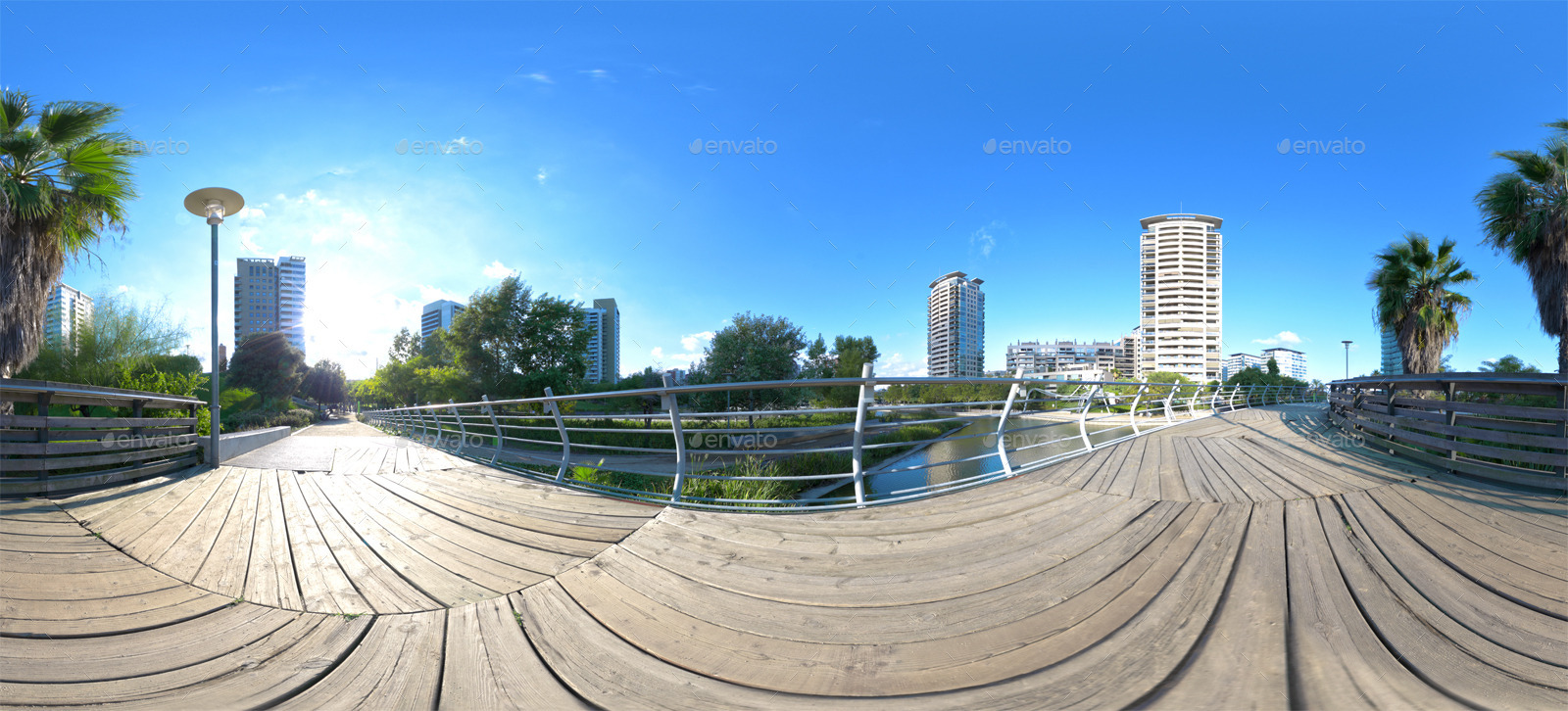 Hdri 002 Exterior Clear Sky Backplates By Giancr