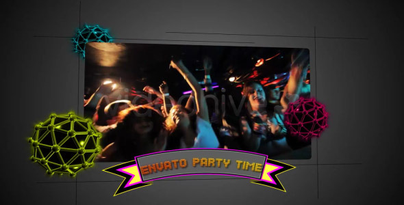 After Effects Project - VideoHive Party Promotion 1285147