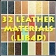 32 Leather Materials Pack