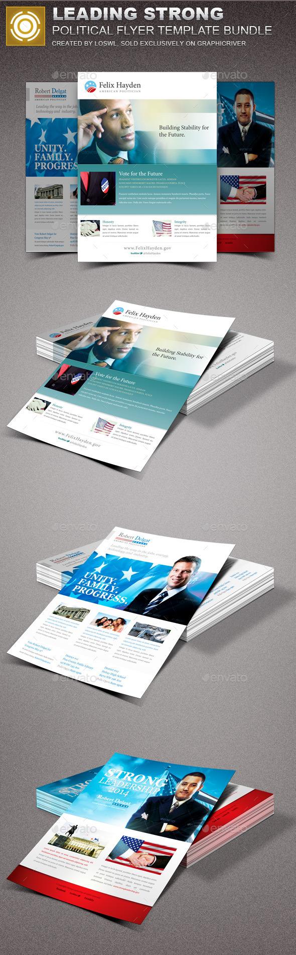 Re election graphics designs templates from graphicriver colourmoves