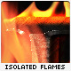 Isolated Fire - GraphicRiver Item for Sale