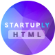 Startuply — Responsive Multi-Purpose Landing Page