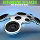 Futuristic Speaker
