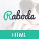 Raboda - Responsive eCommerce HTML5 Template