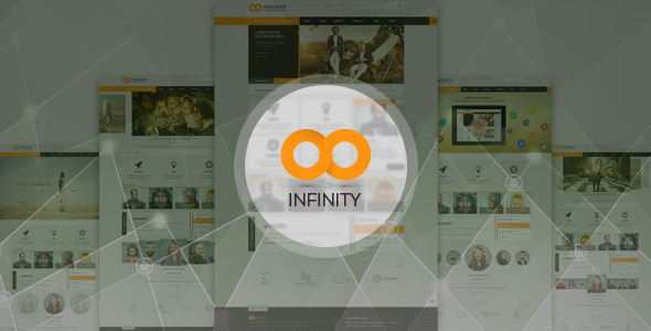 INFINITY | Multipurpose WordPress Theme