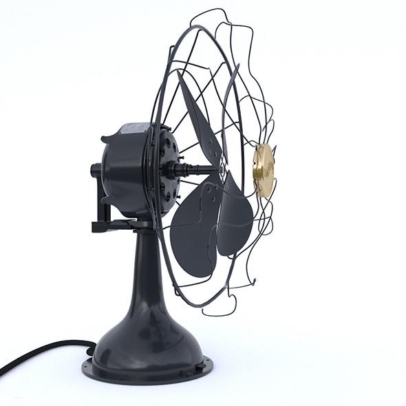 Westinghouse fan - 3DOcean Item for Sale