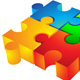 3D Jigsaw puzzle - GraphicRiver Item for Sale
