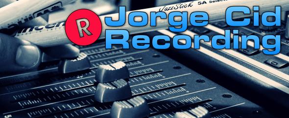 JorgeCidRecording