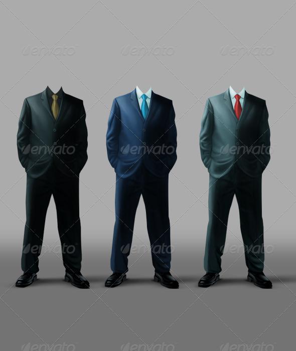 GraphicRiver Businessman Template 154809