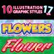10 Illustrator Graphic Styles Vol.17