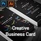 Creative Business Card Vol.02