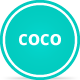 Coco - Clean & Minimal Portfolio/Blog Theme - WP