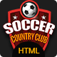 Soccer Club | Sports Club Html Template