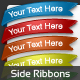 Side Ribbon Pack - GraphicRiver Item for Sale