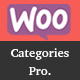 WooCommerce Categories Pro