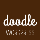 DOODLE - WP Theme for Handmade and Artisan Goods