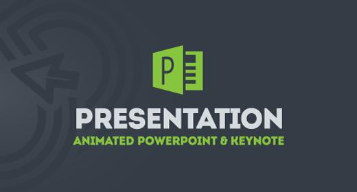 POWERPOINT & KEYNOTE Presentations