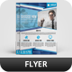 Corporate Flyer Template Vol 60