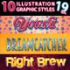 10 Illustrator Graphic Styles Vol.19