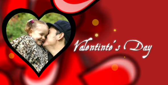 After Effects Project - VideoHive Valentine's Day 155042