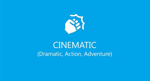 Cinematic (Dramatic, Action, Adventure)
